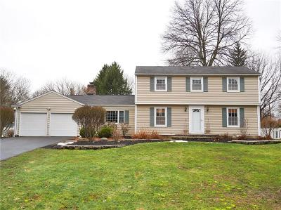 Pittsford Single Family Home A-Active: 11 Rosewood Drive