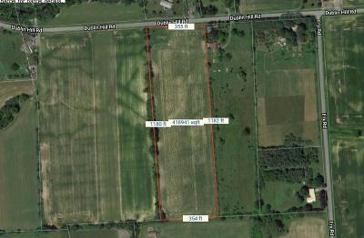 Residential Lots & Land A-Active: 722 Dublin Hill Road