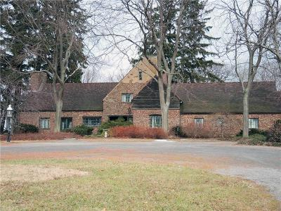 Ontario NY Single Family Home U-Under Contract: $1,200,000