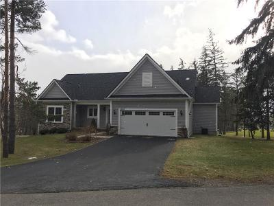 Canandaigua NY Single Family Home A-Active: $300,000