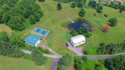 Genesee County, Livingston County, Monroe County, Ontario County, Orleans County, Wayne County Residential Lots & Land A-Active: 5860 Eagles Nest Dr Drive