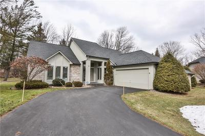 Pittsford Single Family Home A-Active: 6 Bridge Water Court