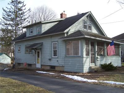 Single Family Home U-Under Contract: 139 Burns Terrace