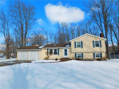 Webster Single Family Home A-Active: 796 Tinker Tavern Road