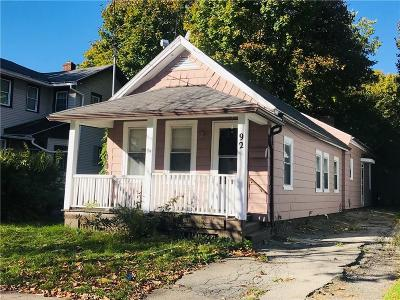 Rochester Single Family Home A-Active: 92 Campbell Street