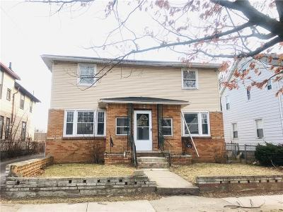 Monroe County Multi Family 2-4 A-Active: 120-122 Independence Street