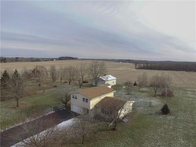 Genesee County Single Family Home A-Active: 9569 Bernd Road
