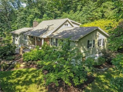 Single Family Home A-Active: 8078 Dryer Road
