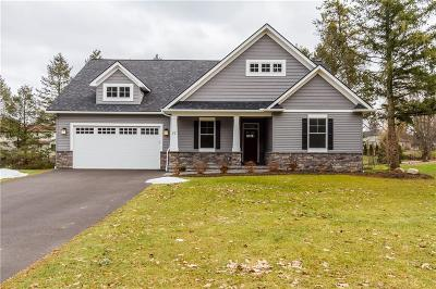 Pittsford Single Family Home A-Active: 77 Stonington Drive
