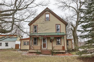 Genesee County Single Family Home A-Active: 3602 Rose Road