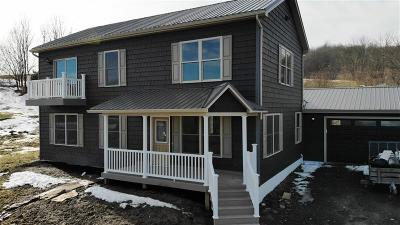 Canandaigua, Canandaigua-city, Canandaigua-town Single Family Home For Sale: 4700 Route 21