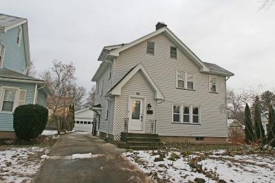Rochester Single Family Home A-Active: 60 Seminole Way