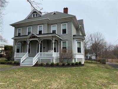 Canandaigua, Canandaigua-city, Canandaigua-town Single Family Home A-Active: 203 North Main Street