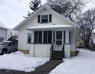 Rochester Single Family Home U-Under Contract: 99 Gillette Street
