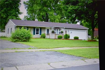 Monroe County Single Family Home U-Under Contract: 15 Peach Blossom Road South