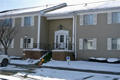 Pittsford Condo/Townhouse A-Active: 28 Colonial Pkwy #D