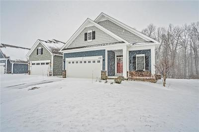Webster Single Family Home U-Under Contract: 1274 Clear Pond Lane