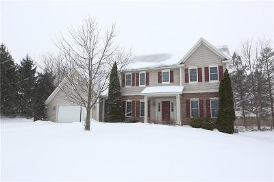 Pittsford Single Family Home A-Active: 4 Woodgreen Drive