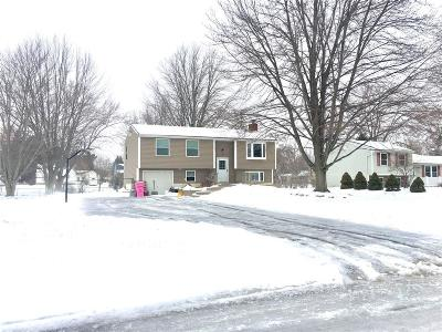 Rochester Single Family Home A-Active: 49 Spicewood Lane