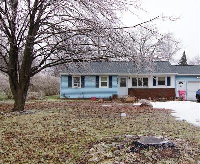 Monroe County Single Family Home A-Active: 4798 Lyell Road