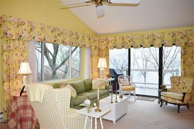 Chautauqua County Condo/Townhouse A-Active: 5301 East Lake Road #20