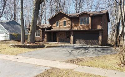 Rochester Single Family Home A-Active: 209 Willowood Drive