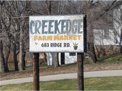Monroe County Residential Lots & Land A-Active: 683 Ridge Road