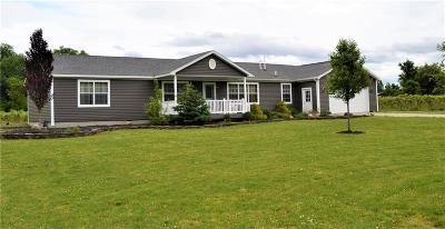Fredonia NY Single Family Home A-Active: $199,999