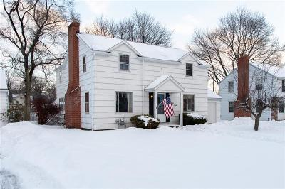 Rochester Single Family Home A-Active: 54 Thistledown Drive