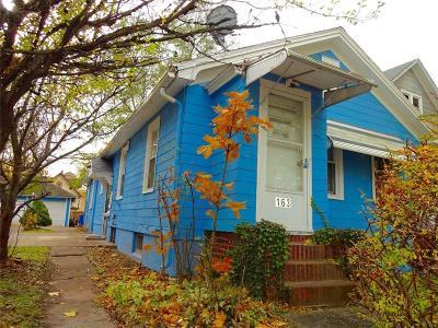 Rochester Single Family Home A-Active: 163 Arnett Boulevard