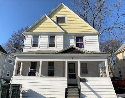 Rochester Single Family Home U-Under Contract: 33 Finch Street