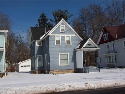 Orleans County Single Family Home U-Under Contract: 41 Caroline Street