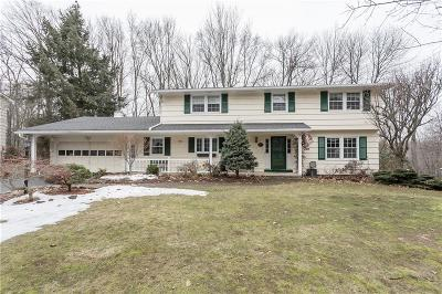 Pittsford Single Family Home A-Active: 10 Sand Brook Road