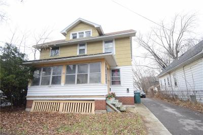 Rochester Multi Family 2-4 A-Active: 219 Wetmore Park