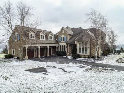Canandaigua Single Family Home A-Active: 4495 Middle Cheshire Road