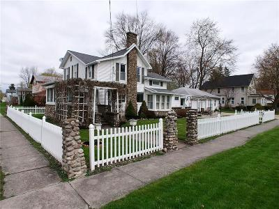 Seneca Falls Single Family Home A-Active: 100 Mynderse Street