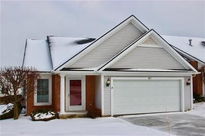 Rochester Condo/Townhouse A-Active: 91 Amberwood Place