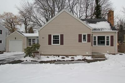 Rochester Single Family Home A-Active: 82 Crestfield Drive