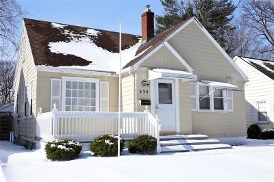 Rochester Single Family Home A-Active: 334 Wendhurst Drive
