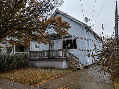 Buffalo NY Single Family Home A-Active: $50,000