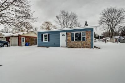 Syracuse Single Family Home A-Active: 106 Gerald Drive