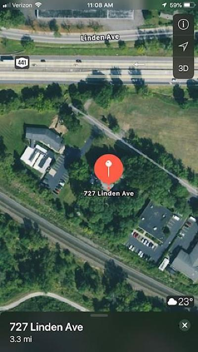 Pittsford Residential Lots & Land For Sale: 727 Linden Avenue
