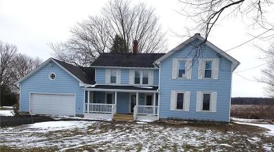 Silver Creek Single Family Home U-Under Contract: 2057 Route 20