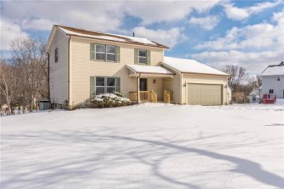 Rochester Single Family Home U-Under Contract: 58 Cheshire Lane