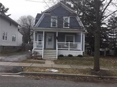 Genesee County Single Family Home A-Active: 6 Warner Park