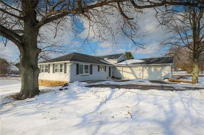 Single Family Home A-Active: 11274 Lummisville Road