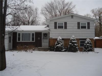 Rochester Single Family Home A-Active: 1069 North Greece Road