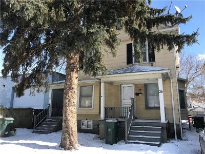 Rochester Multi Family 2-4 A-Active: 24-26 Depew Street