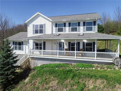 Canandaigua, Canandaigua-city, Canandaigua-town Single Family Home For Sale: 5088 Seneca Point Road