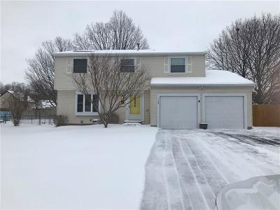Rochester Single Family Home A-Active: 128 Stoney Path Lane